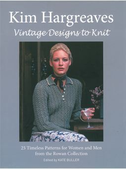 "Kim Hargreaves ""Vintage Designs to Knit"" - englisch"