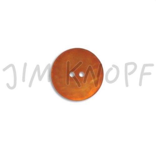 Agoyaknopf matt 03 orange 23mm