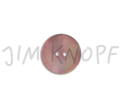 Agoyaknopf matt 09 rose 23mm