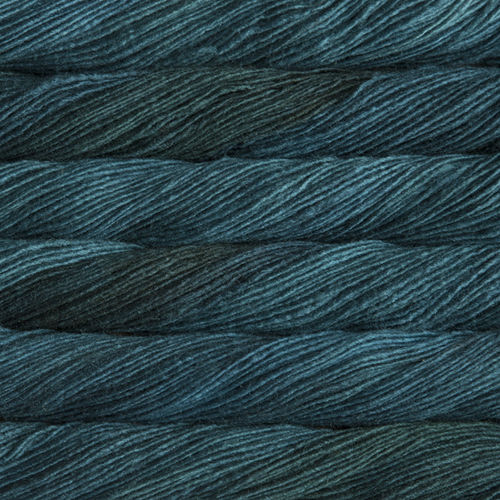 MALABRIGO Silky Merino 412 Teal Feather