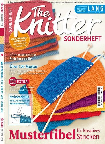 The Knitter Sonderheft - Strickmustersammlung