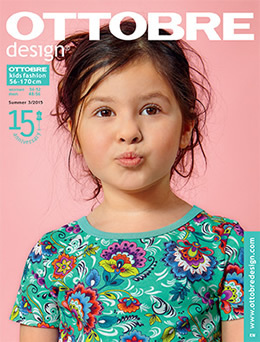 Ottobre Kids Fashion 03/2015