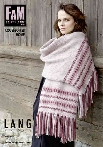 LANG YARNS FATTO A MANO 226 Home&Accessoires D/E/F/NL