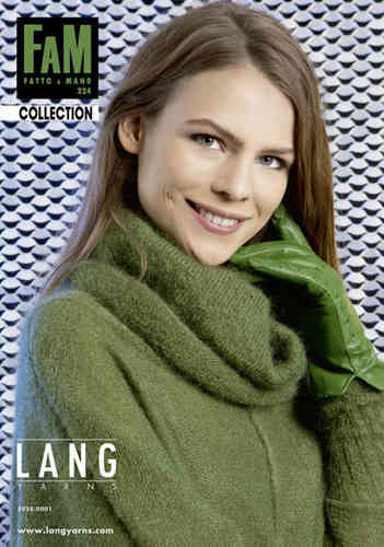 LANG YARNS FATTO A MANO 224 Collection (laine LANG > 50.-)