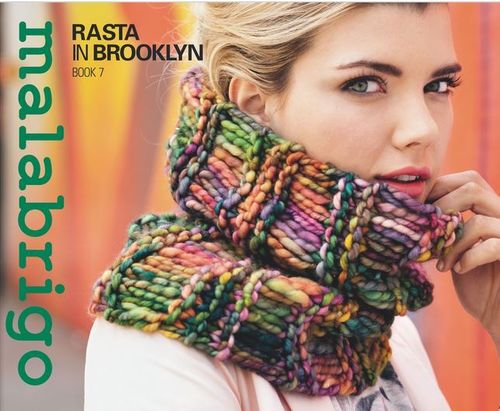 Malabrigo book 7 / Rasta in Brooklyn