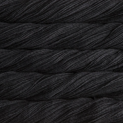 MALABRIGO Merino Worsted 195 Black