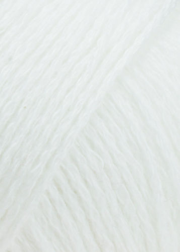 LANG CASHMERE COTTON 001 WEISS