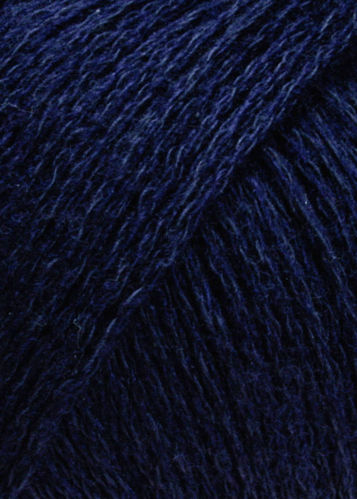 LANG CASHMERE COTTON 025 NAVY