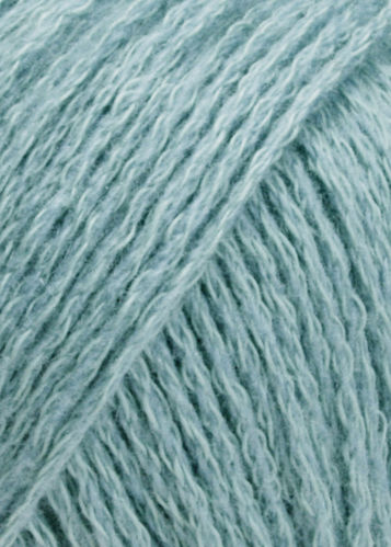 LANG CASHMERE COTTON 072 MINT DUNKEL