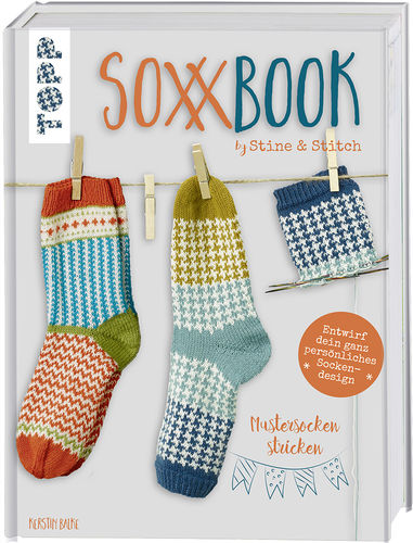 Kerstin Balke: SoxxBook by Stine & Stitch