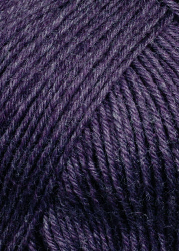LANG SUPER SOXX 6-FACH/6-PLY 080 AUBERGINE