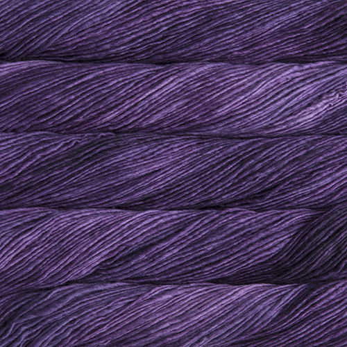 MALABRIGO Merino Worsted 609 Purple Magic