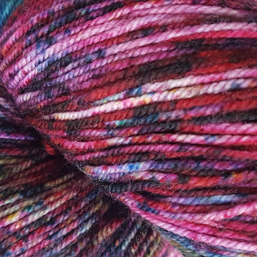 MALABRIGO Sock 670 Atomic