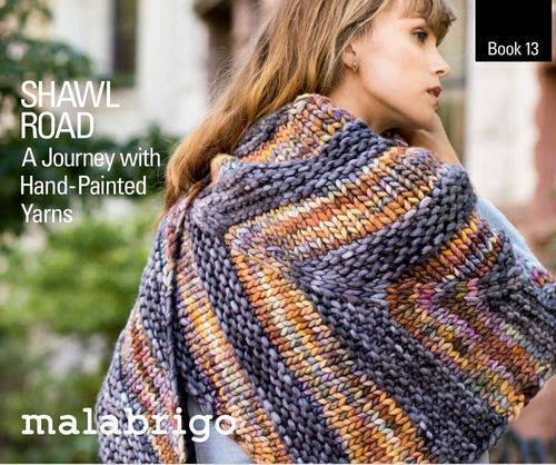 Malabrigo book 13/ Shawl Road