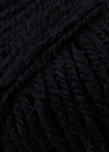 WOOLADDICTS EARTH 004 SCHWARZ