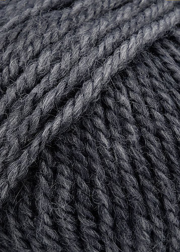 WOOLADDICTS EARTH 005 GRAU MELANGE