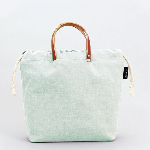 MINUK Project Bag Gr. M Jade