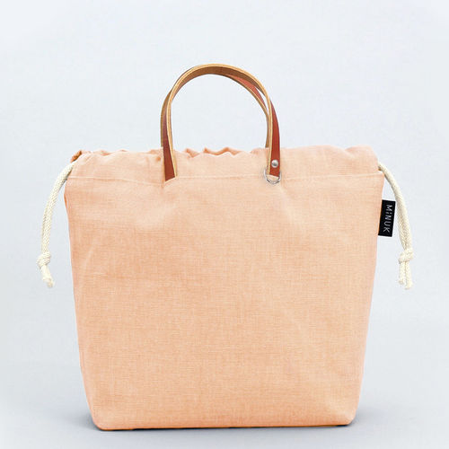 MINUK Project Bag Gr. M Lachs