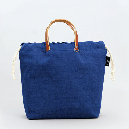 MINUK Project Bag Gr. M Blau