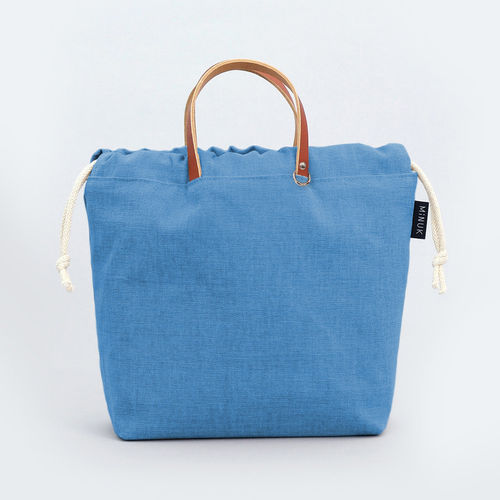 MINUK Project Bag Gr. M Azur