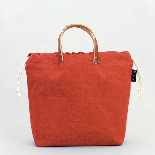 MINUK Project Bag Gr. M Rot