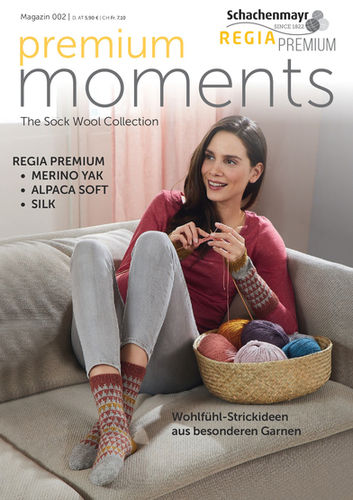REGIA Magazin 002 Premium Moments