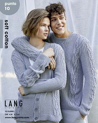 LANG Punto 10 SOFT COTTON