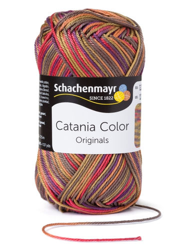 Schachenmayr Catania Color 209 india color