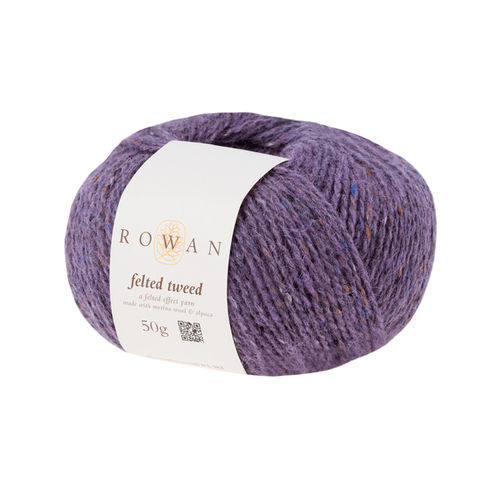 Rowan Felted Tweed 192 Amethyst