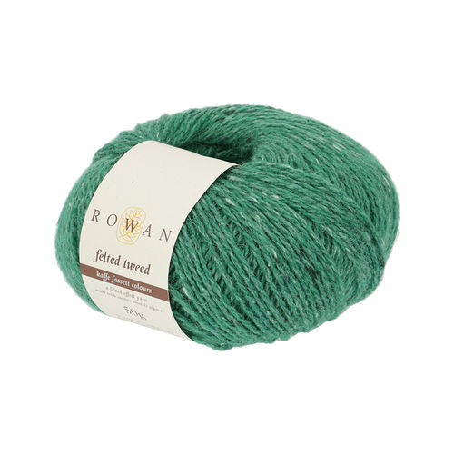 Rowan Felted Tweed 203 Electric Green