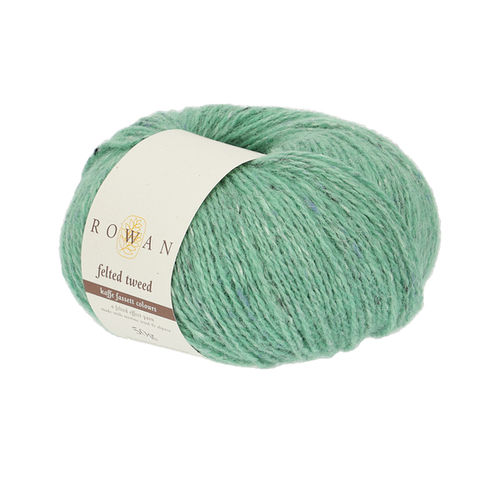 Rowan Felted Tweed 204 Vaseline Green