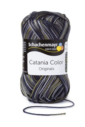 Schachenmayr Catania Color 210 graphit color