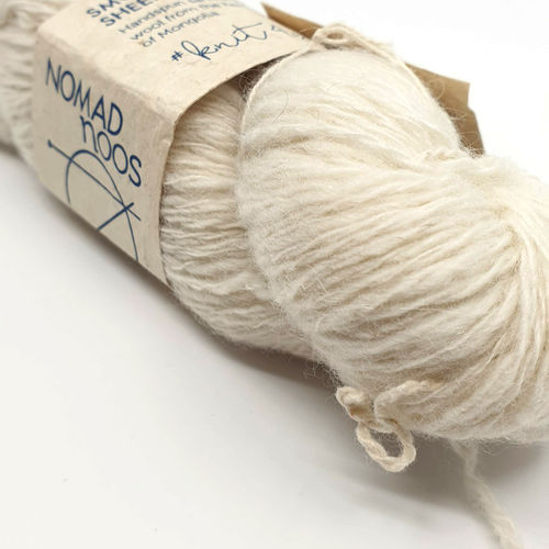 SMOOTH SARTUUL WOOL Altai White