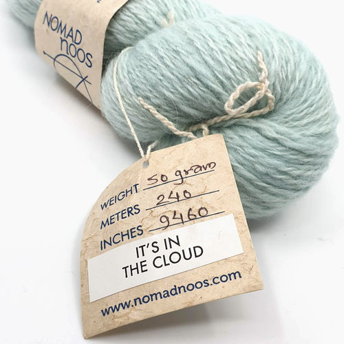 SMOOTH SARTUUL WOOL It's in the Cloud