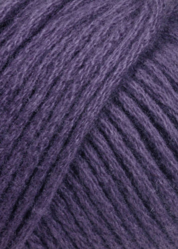 LANG CASHMERE CLASSIC 280 aubergine