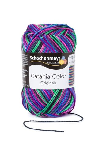 Schachenmayr Catania Color 215 sporty color