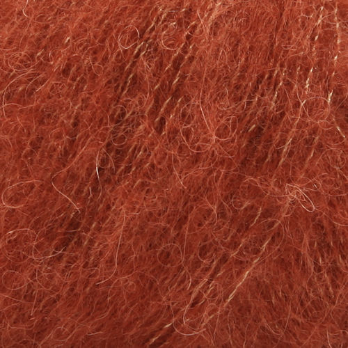 DROPS Brushed Alpaca Silk 24, rouille