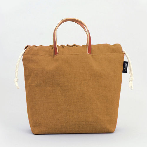 MINUK Project Bag Gr. M Curry