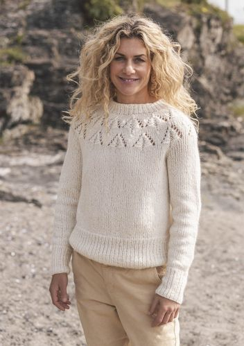 Anleitung Cecilie Pullover