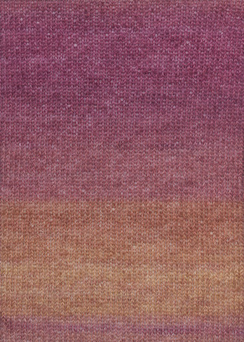 LANG MOHAIR LUXE COLOR 063 rouge fonce