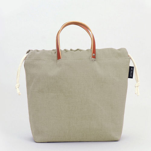 MINUK Project Bag Gr. M Sand