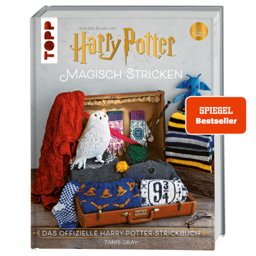 Harry Potter: Magisch stricken (en allemand)